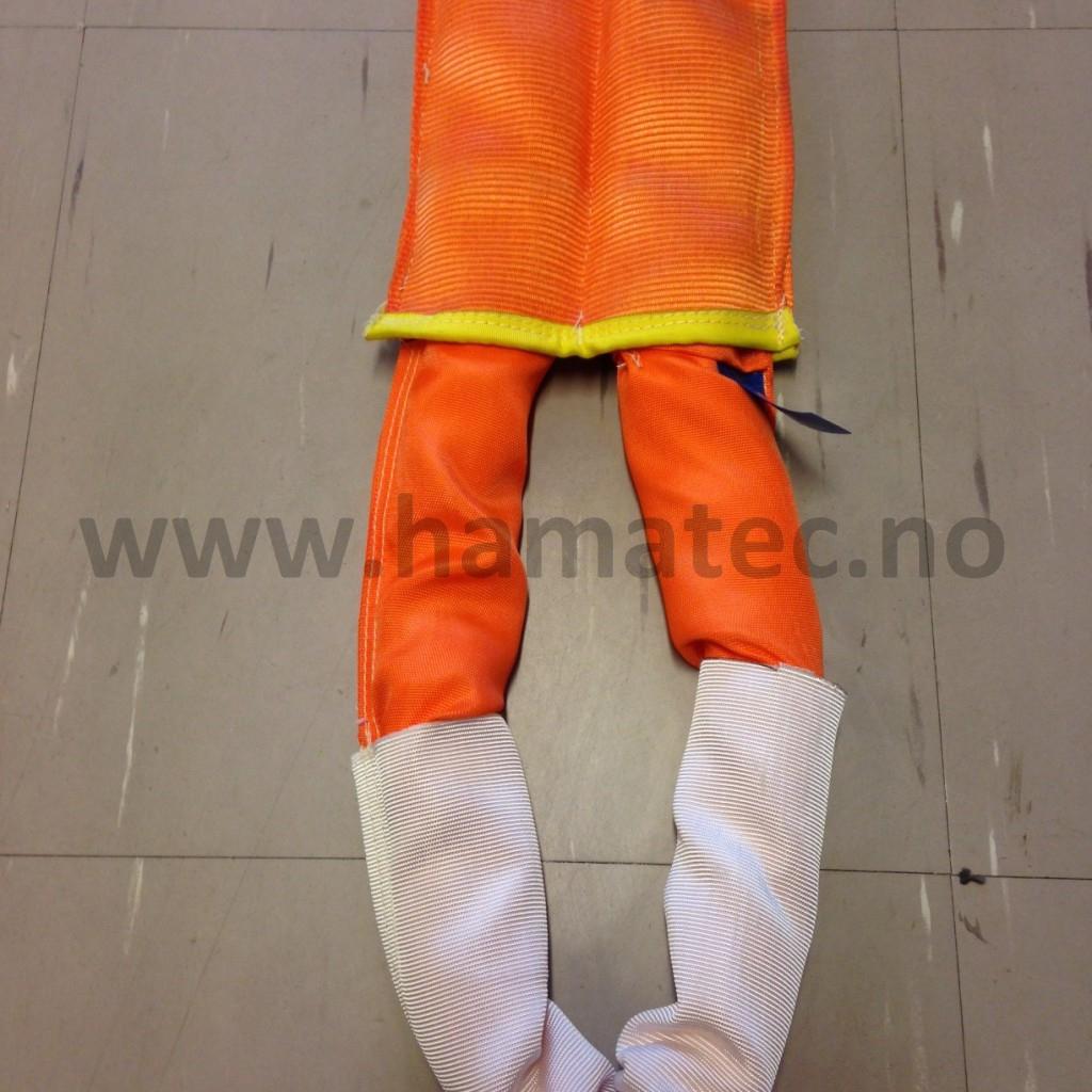 Rundsling med båndstroppbånd (3)